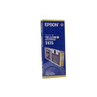 epson encre jaune stylus pro 9500 prix pas cher cdiscount. Black Bedroom Furniture Sets. Home Design Ideas