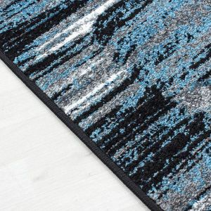 tapis turquoise 160 x 230 achat vente tapis turquoise. Black Bedroom Furniture Sets. Home Design Ideas