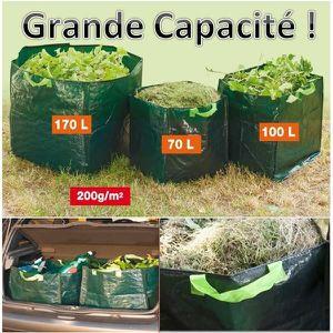 Sac de jardin resistant achat vente sac de jardin resistant pas cher cd - Four a poser grande capacite ...