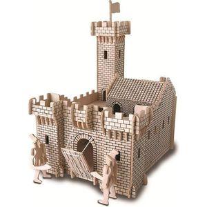 maison r construction de chateau en bois