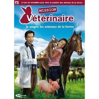 mission veterinaire je soigne les animaux de la fe achat vente jeu pc mission veterinaire je. Black Bedroom Furniture Sets. Home Design Ideas