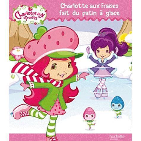 charlotte aux fraises fait du patin glace achat. Black Bedroom Furniture Sets. Home Design Ideas