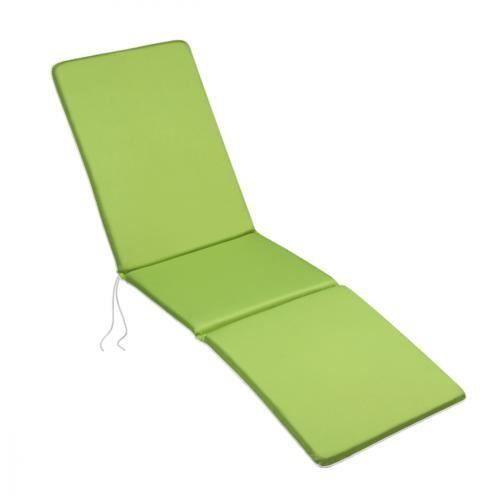 Coussin Matelas De Confort Bain De Soleil Vert Anis