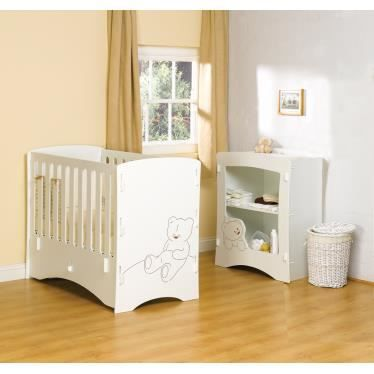 Chambre compl te petit ours achat vente chambre for Achat chambre bebe