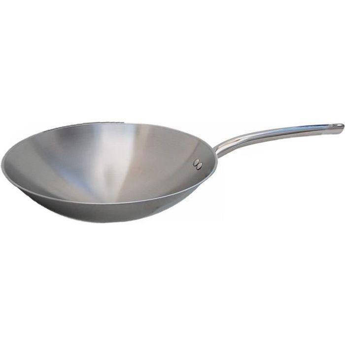 de buyer wok pour induction achat vente wok de buyer wok pour i cdiscount. Black Bedroom Furniture Sets. Home Design Ideas