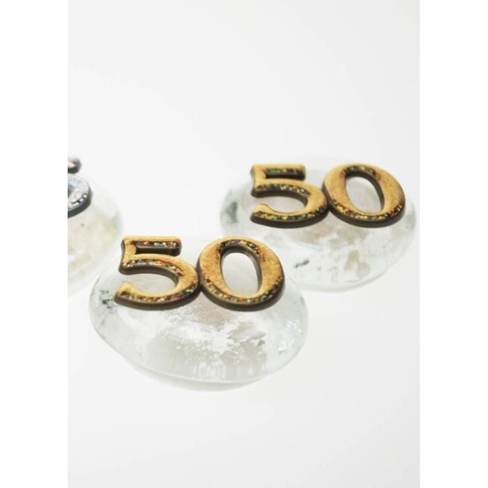 Sticker noce d 39 or achat vente stickers cdiscount - Decoration noce d or ...