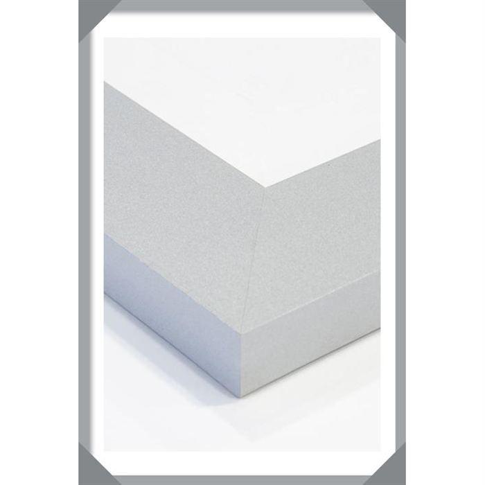 cadre en bois argent maxi 61 x achat vente cadre photo bois cdiscount. Black Bedroom Furniture Sets. Home Design Ideas