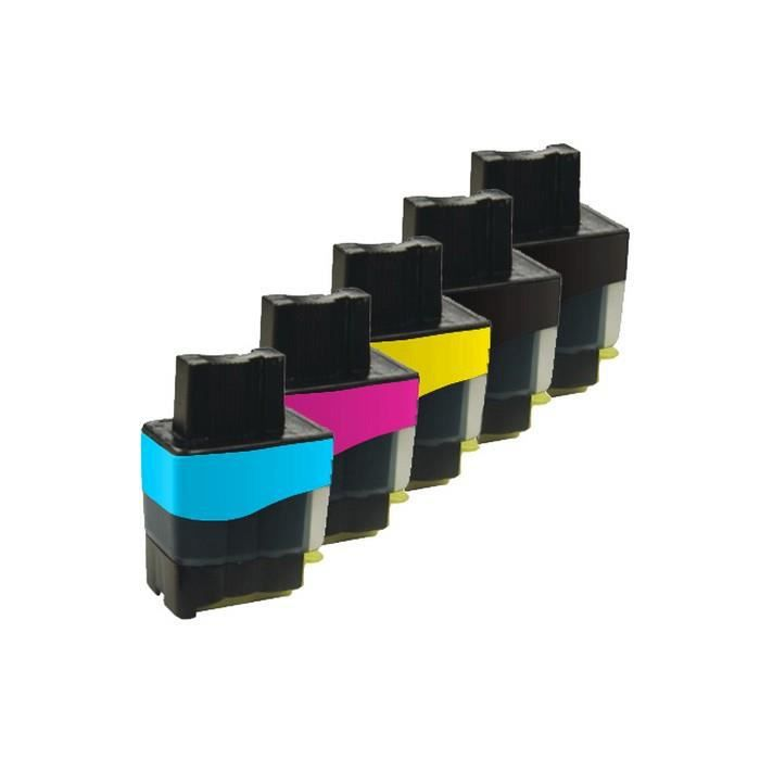 5 moreinks cartouches d 39 encre compatibles et remplace. Black Bedroom Furniture Sets. Home Design Ideas