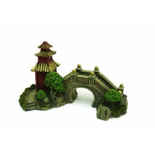 Rosewood d coration pour aquarium pont de jardin japonais achat vente d co artificielle - Decoration japonaise pour jardin ...
