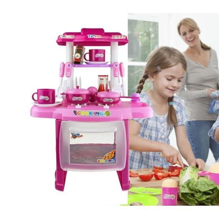 Wolves set de jouets cuisine educatifs jouets cuisine for Cuisine 6 ans
