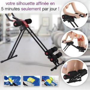 PACK FITNESS - GYM Master Abdo 5 minutes Shaper.