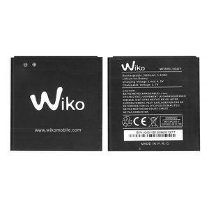 Batterie téléphone batterie d'origine pour wiko iggy de 1600 mah