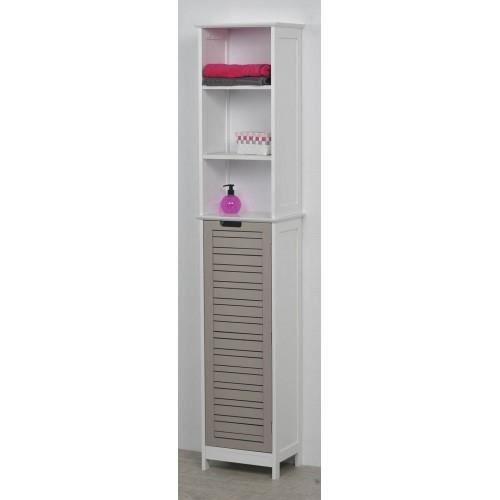 Colonne salle de bain achat vente colonne armoire sdb colonne salle de - C discount meuble salle de bain ...