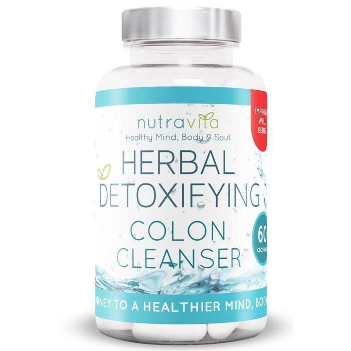 Nutrivita colon cleanse - Achat / Vente complément minceur