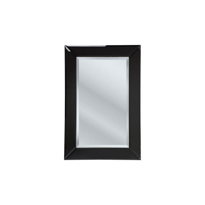 Miroir cut 120x80 cm kare design achat vente miroir for Miroir biseaute sans cadre