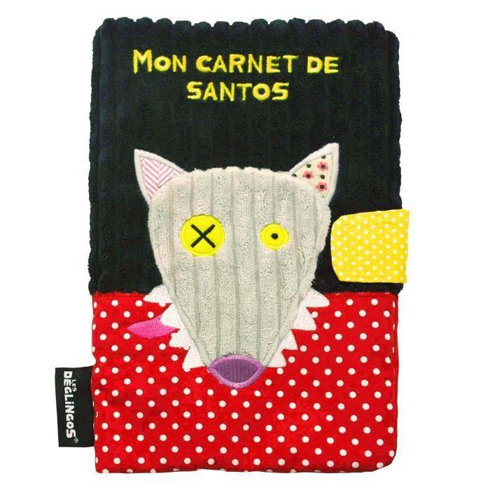 Prot ge carnet de sant d glingos bigbos le loup achat vente prot ge ca - Carnet de sante de l enfant ...