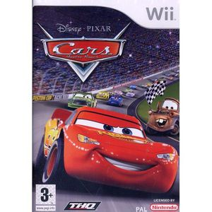 JEUX WII CARS / Wii
