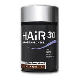 COLORATION hair 30 chatain foncé (25gr)