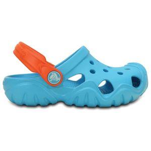 SABOT Sabot enfant Crocs bleu - Bleu - 33 / 34