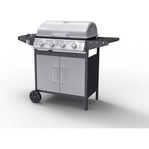 barbecue a gaz avec recuperateur de graisse achat. Black Bedroom Furniture Sets. Home Design Ideas