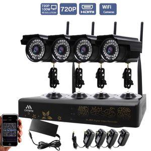 videosurveillance exterieure sans fil achat vente videosurveillance exterieure sans fil pas. Black Bedroom Furniture Sets. Home Design Ideas