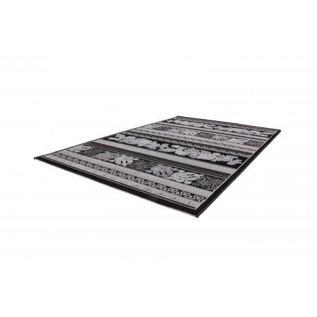 tapis noir de bureau en polypropyl ne safar 80x150cm noir achat vente tapis cdiscount. Black Bedroom Furniture Sets. Home Design Ideas