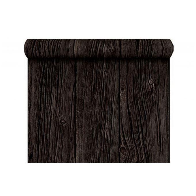 papier peint planche de bois carbonis achat vente. Black Bedroom Furniture Sets. Home Design Ideas