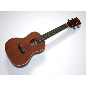 Ukulele concert kala mahogany ka c housse pas cher for Housse ukulele concert