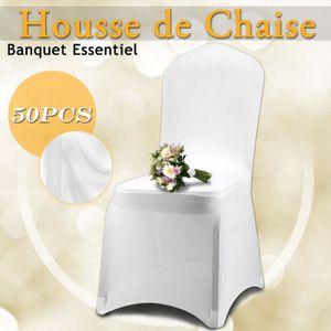 Housse de chaisse mariage lycra achat vente housse de chaisse mariage lycra pas cher cdiscount - Housse de chaise mariage discount ...