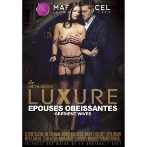 DVD X Luxure épouses obéissantes