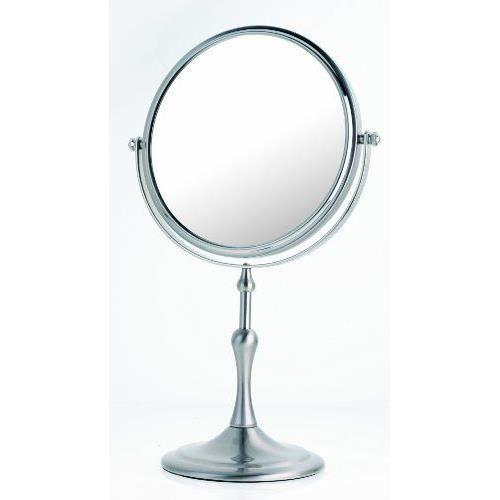 Danielle miroir sur pied sculpt grossissant 10 achat for Miroir danielle