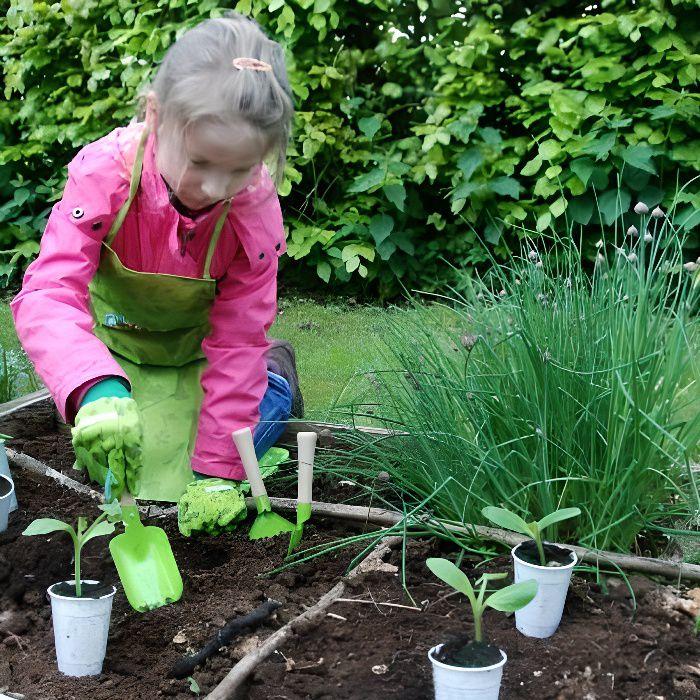 set outils jardin verts achat vente jardinage brouette cdiscount