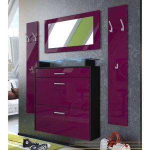 meuble chaussure et porte manteau achat vente meuble chaussure et porte manteau pas cher. Black Bedroom Furniture Sets. Home Design Ideas