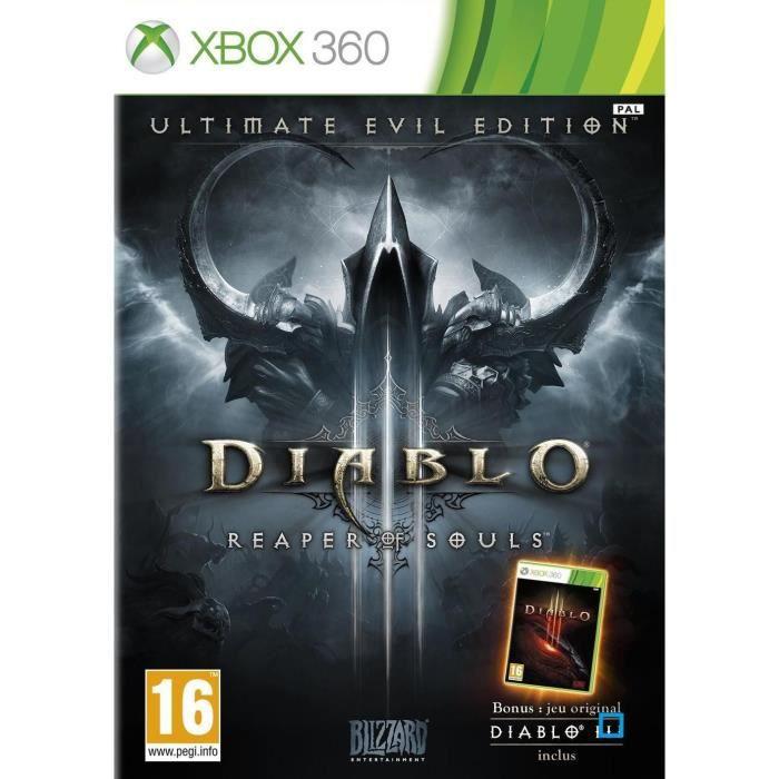 JEUX XBOX 360 Diablo 3 Ultimate Evil Edition Jeu XBOX 360