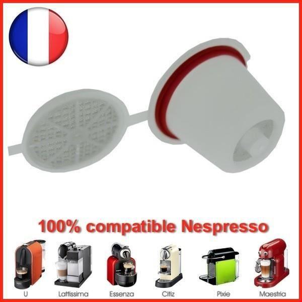5 capsules rechargeables nespresso achat vente pi ce. Black Bedroom Furniture Sets. Home Design Ideas