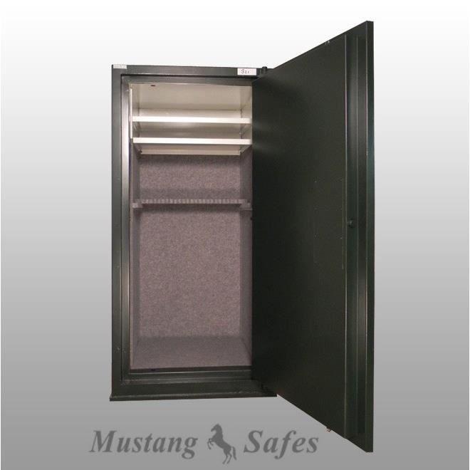 coffre fort mustang safes ignifuge pour 26 armes achat. Black Bedroom Furniture Sets. Home Design Ideas
