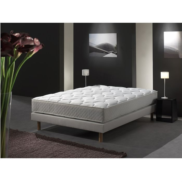 creasom matelas bio proactif 140x190 cm ressorts ferme 600 ressorts ensach s 2 personnes. Black Bedroom Furniture Sets. Home Design Ideas