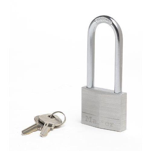 master lock 9150eurdlj cadenas en aluminium avec anse. Black Bedroom Furniture Sets. Home Design Ideas