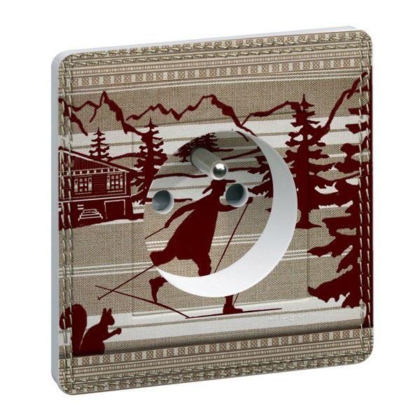 prise decoree skieur achat vente prise programmateur prise decoree skieur cdiscount. Black Bedroom Furniture Sets. Home Design Ideas