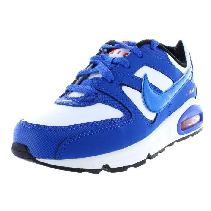 Nike Air Max 90 37œ Junior Bleu Marine Bleu 37œ 90  reebok classic chaussures 41e506