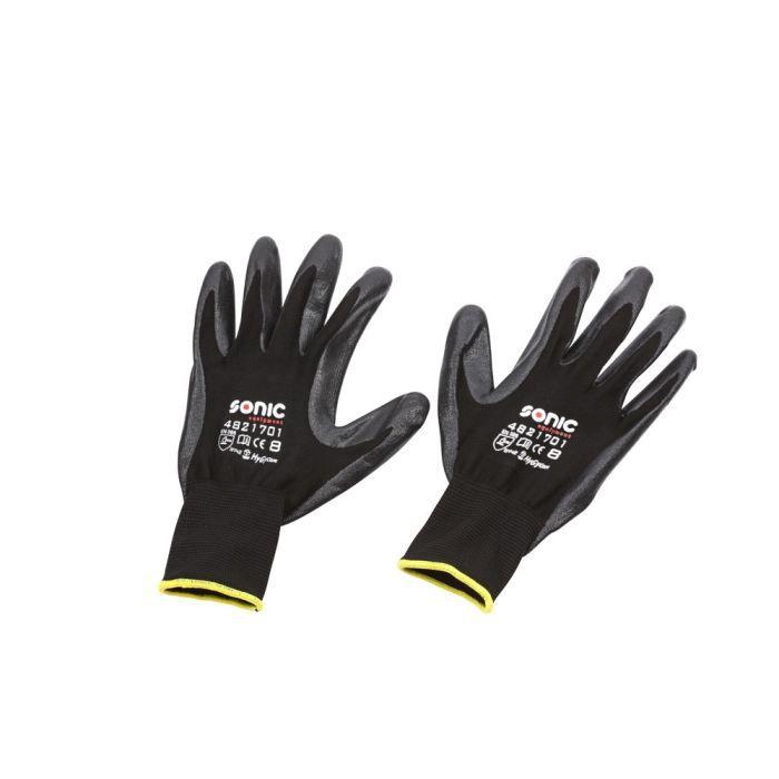 Gants de manutention taille m achat vente gant de - Gant de manutention ...