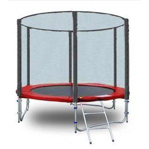 trampoline 150kg achat vente jeux et jouets pas chers. Black Bedroom Furniture Sets. Home Design Ideas