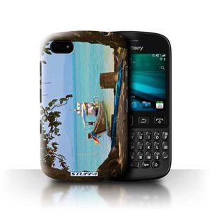 COQUE - BUMPER Coque de Stuff4 - Coque pour Blackberry 9720 - Bat
