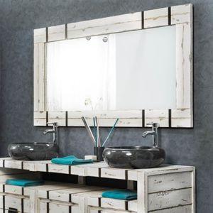 Grand miroir salle de bain achat vente grand miroir for Grand miroir salle de bain