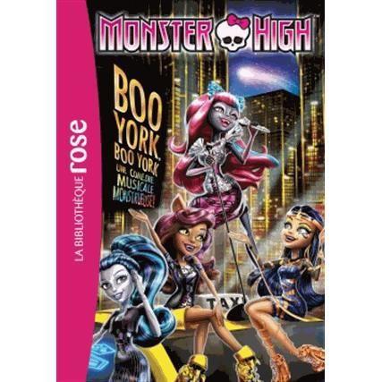 Monster high tome 8 achat vente livre collectif hachette jeunesse parutio - Vente de monster high ...