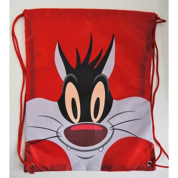 sac de sport piscine gros minnet rouge pour gar on rouge achat vente sac de sport. Black Bedroom Furniture Sets. Home Design Ideas