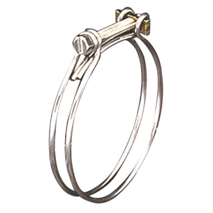 Collier de serrage double fil acier inoxydabl achat - Collier de serrage inox ...