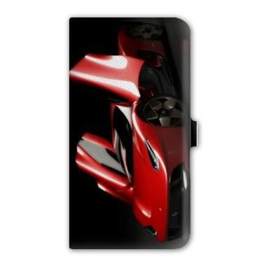 Housse cuir portefeuille iphone 6 voiture italienne for Housse cuir auto