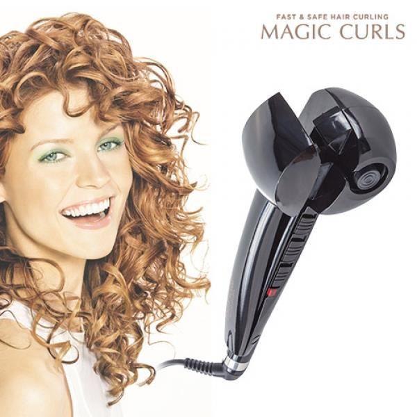 electromenager soin de la personne beaute fer a boucler magic curls f  auc