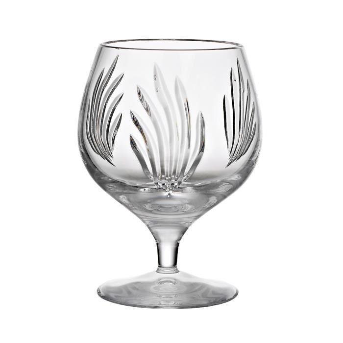 Verre cognac flamme cristal 13 cm achat vente verre coc - Verre de cristal prix ...